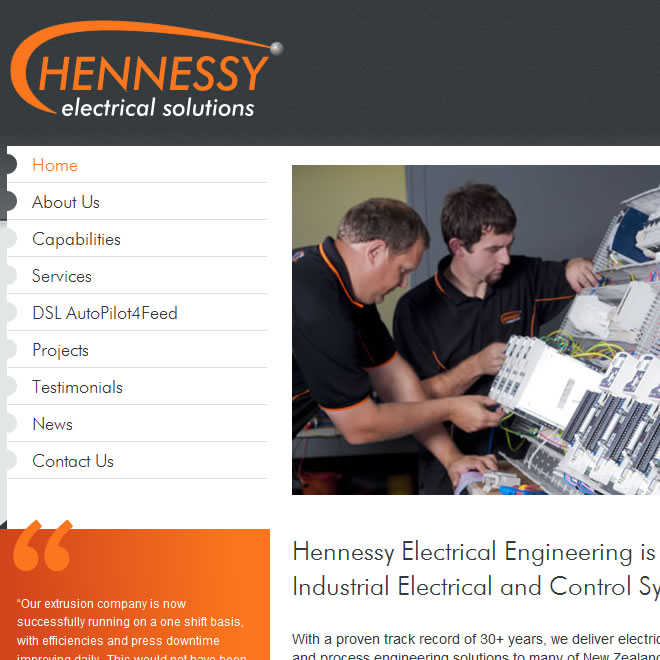 Hennessy Electrical
