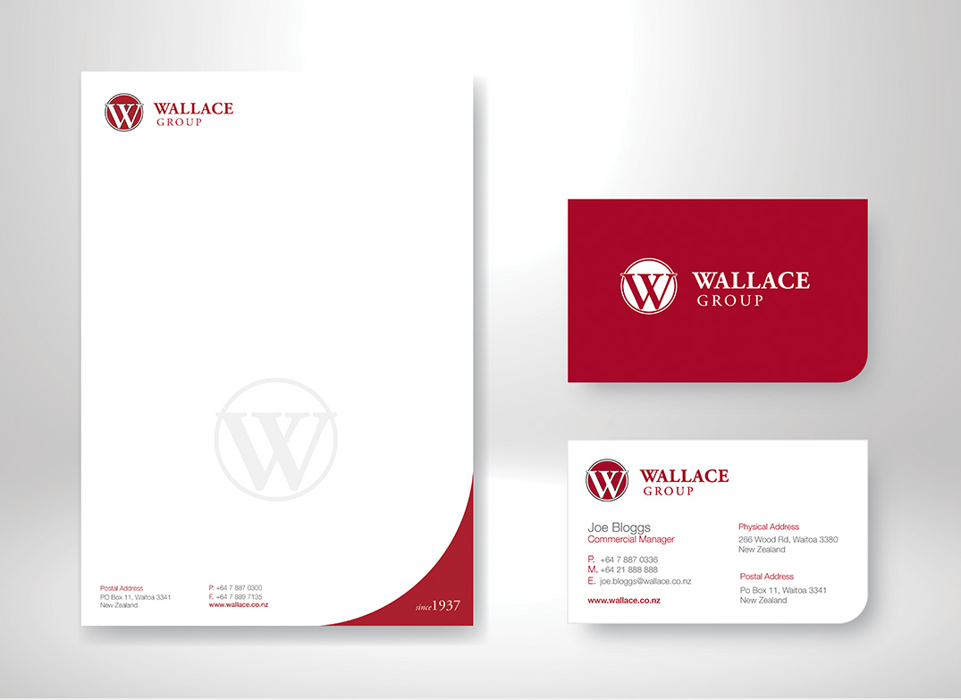 Wallace Group Stationary